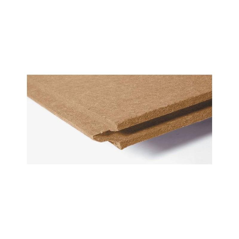 Pare pluie fibre de bois 22 mm steico universal la for Pare pluie bardage bois