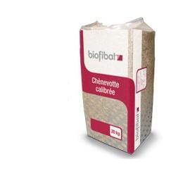 CHANVRE VRAC / CHENEVOTTE (BIOFIBAT)