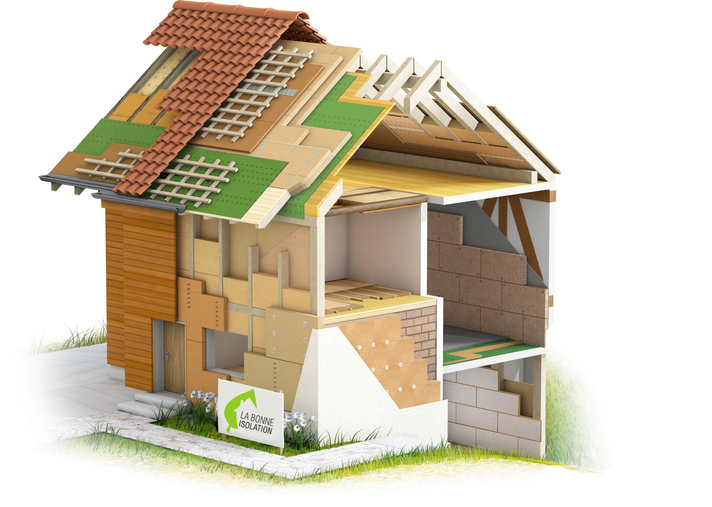 isolation maison ecologique