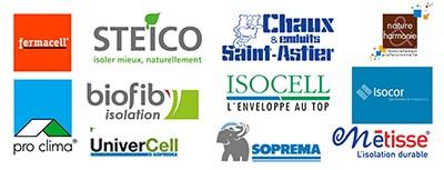 Fournisseurs d'isolants écologiques