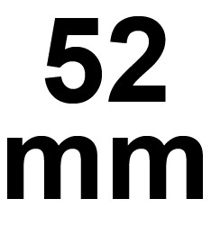 52 mm