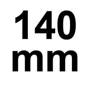 140 mm