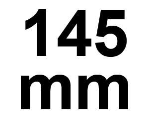 145 mm